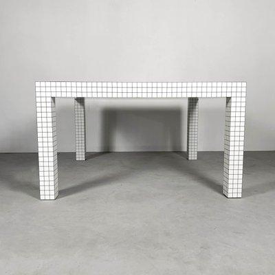 Quaderna Esstisch von Superstudio für Zanotta, 1970er