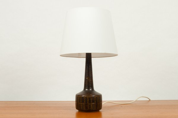 Vintage Danish Table Lamp By Per Linnemann Schmidt For Palshus 1960s For Sale At Pamono