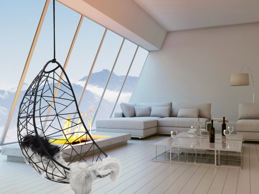 Nest Egg Swing Chair From Studio Stirling For Sale At Pamono