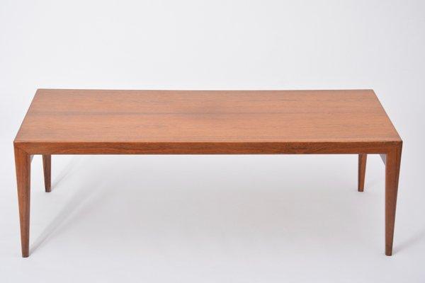 Mid Century Danish Coffee Table By Johannes Andersen For Uldum