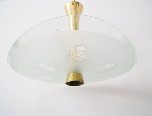 Modell 1748 Lampe von Max Ingrand & Dubé für Fontana Arte, 1957