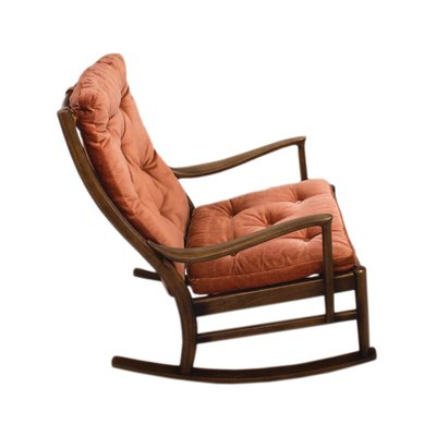 Strange Pk1016 19 Rocking Chair From Parker Knoll 1960S Onthecornerstone Fun Painted Chair Ideas Images Onthecornerstoneorg