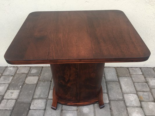 Mid Century Art Deco Style Coffee Table 1950s For Sale At Pamono