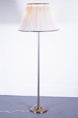 Stainless Steel Floor Lamp From Gispen