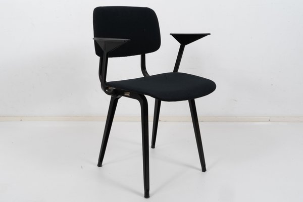Mid Century Model Revolt Dining Chair By Friso Kramer For Ahrend De Cirkel For Sale At Pamono