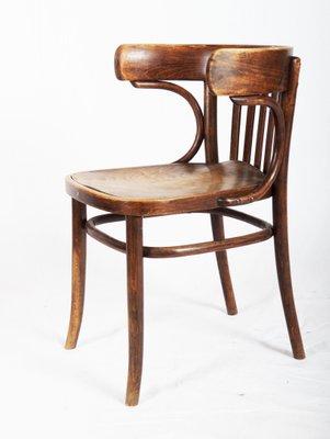 Chaise De Bistrot Par Michael Thonet 1920s 2