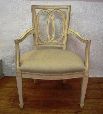 Antique Scandinavian Dining Chair 1