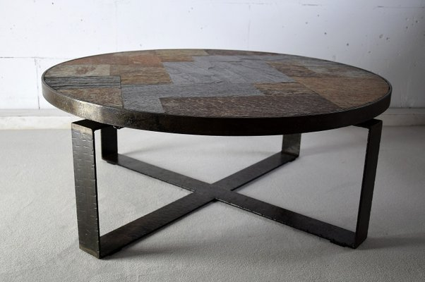 Club Coffee Table Slate Grey
