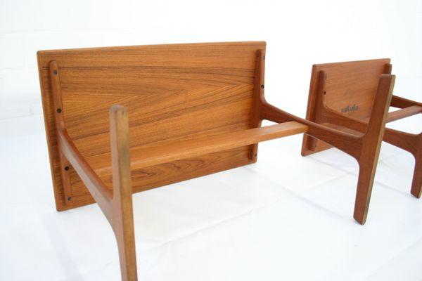 Midcentury Nesting Tables By Arne Wahl Iversen For Vinde Mobelfabrik 2