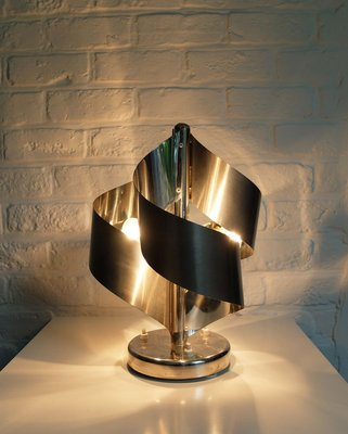 Scandinavian Copper Pendent Modern Lamp from the 60s 1960 Scandinavia Interior Deco Design Living Midcentury Vintage 1970 Space Age