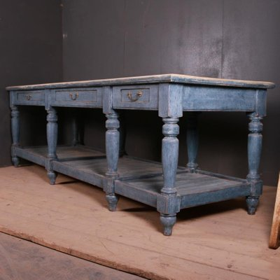 Large Kitchen Prep Table 1880s For Sale At Pamono