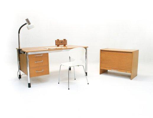 Bureau Et Armoire Signatur Par Tord Bjorklund Pour Ikea 1980s En Vente Sur Pamono