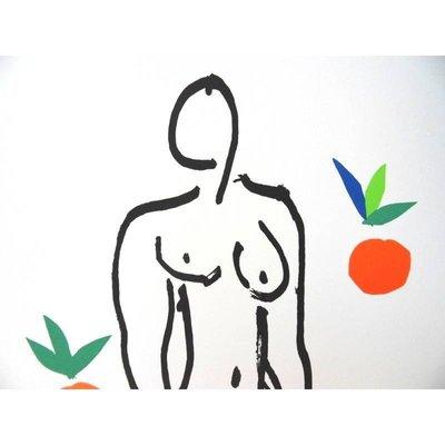 Anna nackt Matisse Before you