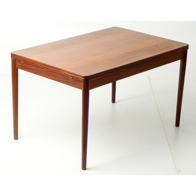 Dutch Teak Dining Table 1960s For Sale At Pamono