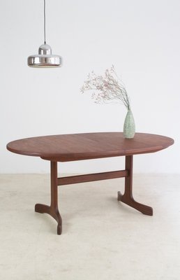 Restored Extendable Teak Dining Table From G Plan For Sale At Pamono