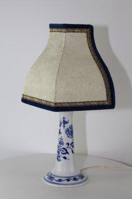 Lampada Da Tavolo In Porcellana Anni 50 In Vendita Su Pamono