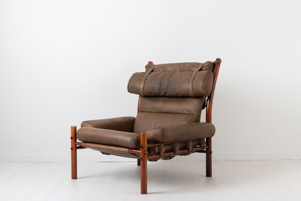 Inca Lounge Chair By Arne Norell For, Arne Norell Inca Chair