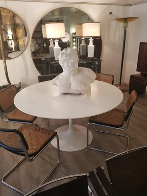 White Ceramic Chinoiserie Table Lamps 1920s Set Of 2 For Sale At Pamono