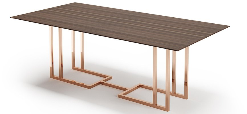 Art Modern Dining Table For Sale At Pamono