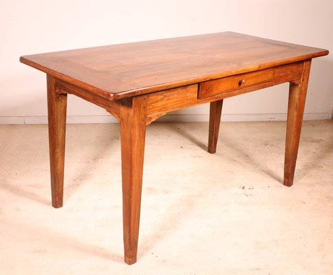 Small 19th Century French Farm Dining Table Bei Pamono Kaufen