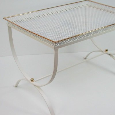 Snow White French Side Table 1950s 2