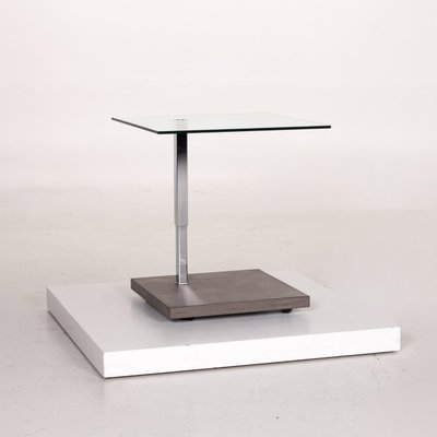 Glass And Concrete Look K926 Jacky Coffee Table From Ronald Schmitt For Sale At Pamono