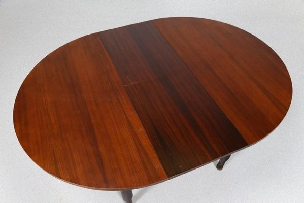 Vintage Round Dining Table Italy 1950s For Sale At Pamono