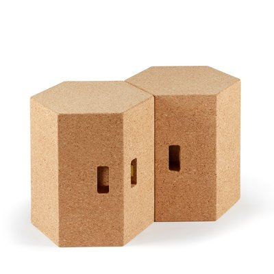 Vira Cork Accent Stool Or Table From Galula For Sale At Pamono