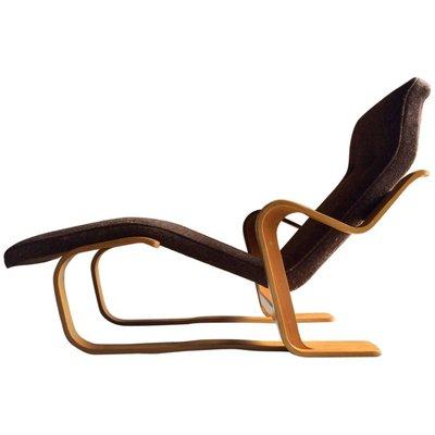Bauhaus Chaise Lounge Von Marcel Breuer Fur Knoll 1970er 1
