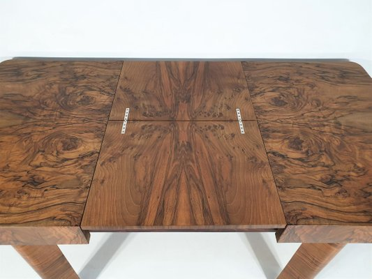 Art Deco Style Dining Table 1950s For Sale At Pamono