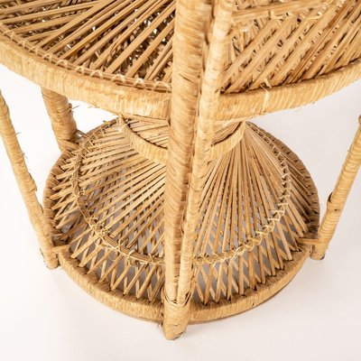 Rattan Papasan Chair For Sale At Pamono