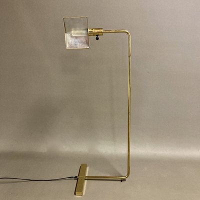 Floor Lamp By Cedric Hartman For Lenor Larsen 1976 For Sale At Pamono