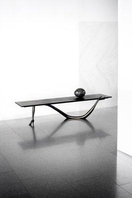 Black Label Limited Edition Dalí Leda Low Table Sculpture From BD Barcelona  1
