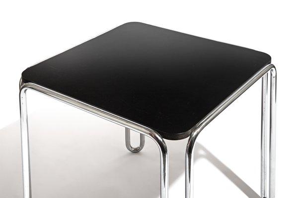 Modell B10 Tisch Von Marcel Breuer, 1940er 3