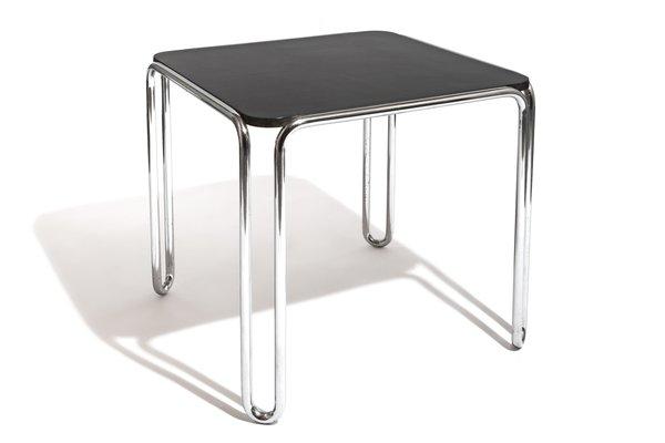Modell B10 Tisch Von Marcel Breuer, 1940er 1
