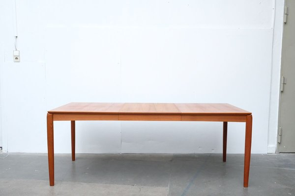 Teak Dining Table By H W Klein For Bramin 1960s For Sale At Pamono