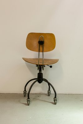 Office Chair By Egon Eiermann For Wilde Spieth For Sale At Pamono