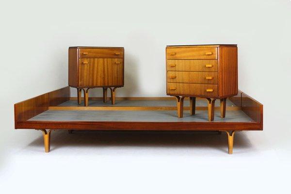 Vintage Bedroom Set From Novy Domov 1960s Set Of 4 For Sale At Pamono