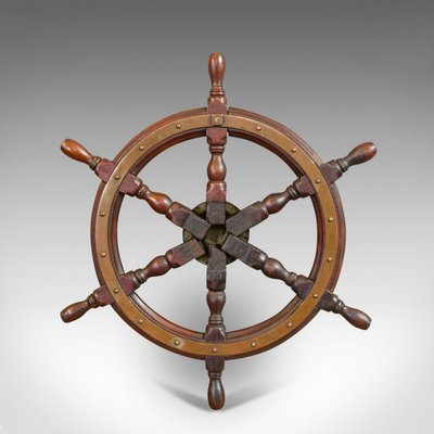 Vintage Ship S Wheel 1950s For Sale At Pamono