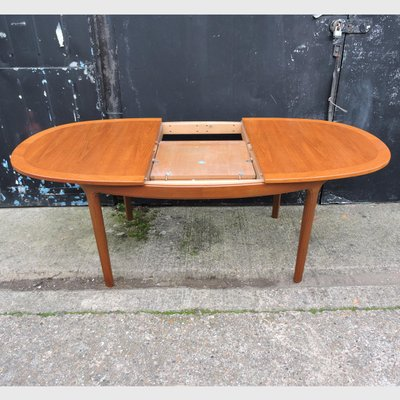 Mid Century Vintage Dining Table By Nathan 1960s For Sale At Pamono