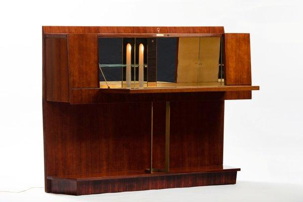 Delicieux Vintage Bar Cabinet By Vittorio Dassi 2