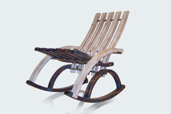 Tremendous Cuba Rocking Chair By Luis Ramirez Gmtry Best Dining Table And Chair Ideas Images Gmtryco