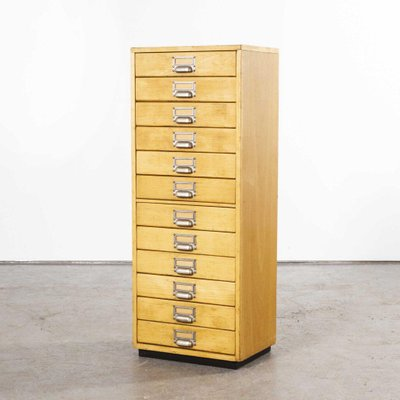 Small Multi Drawer Jewellers Cabinet, Wooden Multi Drawer Cabinet