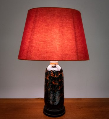 Art Deco Table Lamp In The Style Of Bitossi 1930s For Sale At Pamono
