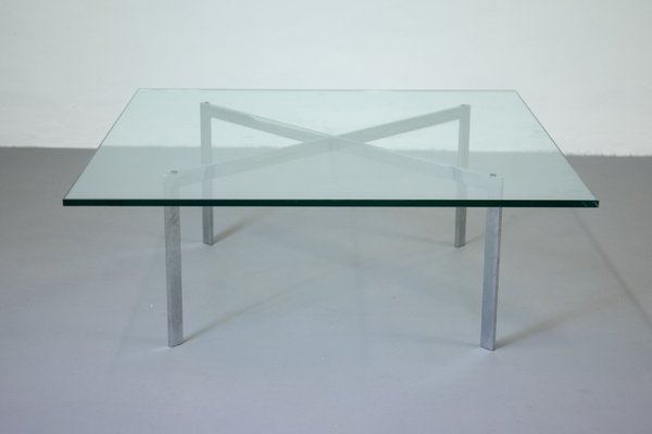 Barcelona Coffee Table By Ludwig Mies Van Der Rohe For Knoll Inc Knoll International 1970s For Sale At Pamono
