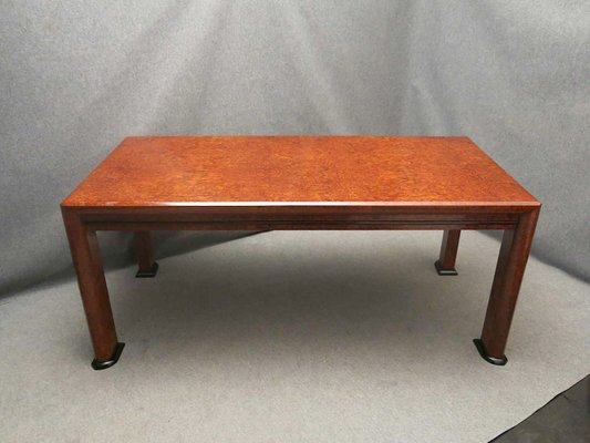 Italian Art Deco Dining Table 1
