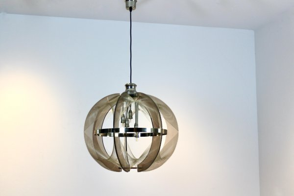 Large Swag Pendant By Paul Secon For Sompex 1970s For Sale At Pamono
