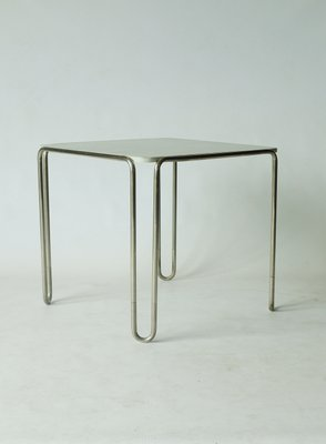 Erstaunlich Modell B10 Tisch Von Marcel Breuer Für Thonet 1
