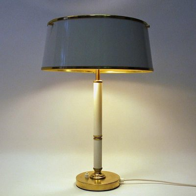 Swedish Brasetal Table Lamp From, Metal Table Lamps