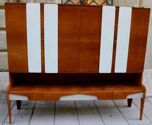 Mahogany Cabinet By Gio Ponti, 1960s 3